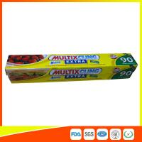 Wholesale Anti Fog Clear Cling Film For Packing Vegetable / Fruit , Biodegradable Cling Wrap from china suppliers