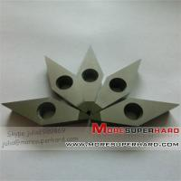 Wholesale Pcd Turning Insert Polycrystalline Diamond Tools -julia@moresuperhard.com from china suppliers