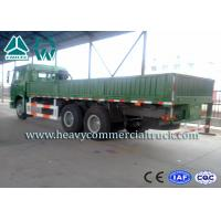 Wholesale High Strength Side Wall Lorry Truck 4x2 Zz1317N4667W Chassis 280Ps - 340Ps from china suppliers