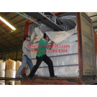Wholesale Conveyor belt loading Woven Container Liner Bag With Food Grade certificate For rice from china suppliers