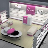 Wholesale Shoes showroom design with furniture display from china suppliers