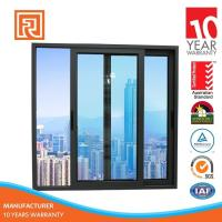 Wholesale AS2047 Australia Standard Trade Assurance Covered Kitchen Sliding Window Aluminum from china suppliers