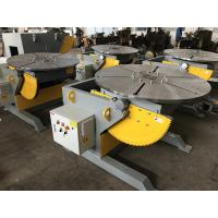 Wholesale CE Marks 1 Tonne Capacity Welding Positioner For Work Piece Tilting And Rotation from china suppliers