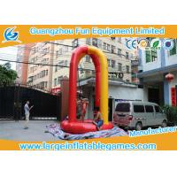 Wholesale 5mH Bungee Inflatable Sport Games Jumping Bouncy Place With CE Approval from china suppliers