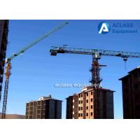 Buy cheap Safety Devices Topless Tower Crane 5t Crane Including Hydraulic Cylinder from wholesalers
