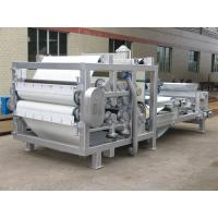 Wholesale 380V Stainless Steel Wastewater Filter Press With Fully Automatic from china suppliers
