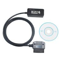 Wholesale Wifi Obd2 Car Diagnostic Cable For IPhone / Pod Touch With Sae J1939 Protocol from china suppliers