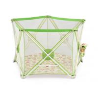 Wholesale High - Grade Sponge Fold Down Portable Play Yard / Child Play Yard Indoor from china suppliers