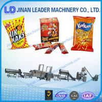 Buy cheap Sala sticks making machinery Big Capacity Automatic snack machines from wholesalers
