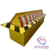 Wholesale Heavy Duty Fully Automatic Security Road Blocker IP54 Steel Vehicle Barriers Security from china suppliers