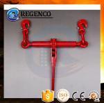 Atchet type load binder with hook EN12195-3