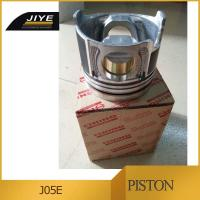 Buy cheap hino j05e engine parts japanes cylinder piston for J05E J08E truck engine parts from wholesalers