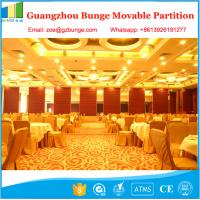 Wholesale Interior Position / Finished Surface Movable Partition Walls MDF + Aluminum from china suppliers