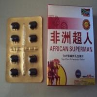 Wholesale African superman Herbs Male Enhancement men enhancement pills from china suppliers