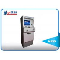 Wholesale 42 Inch advertising software free standing kiosk hotel lobby kiosk 500cd/m2 from china suppliers