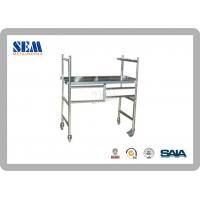 Wholesale Adjustable Steel Scaffolding Frames / Portable Scafolding formwork from china suppliers