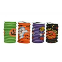 Wholesale Handmade Accordion Fall Paper Lanterns from china suppliers
