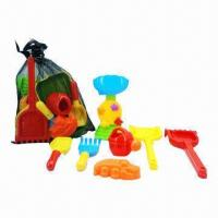 Wholesale 8-piece Sand Beach Windmill Toys, Sized 32 x 28 x 16cm  from china suppliers