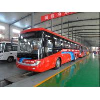 Wholesale 50-60 Seats Public Transportation Bus , City Service Bus With Pull - Push Windows from china suppliers