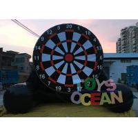 Wholesale  Gaint Inflatable Air Sealed Soccer Dart  Shooting Football Game For Sport Game from china suppliers