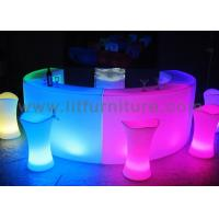 Wholesale Italian Bar  counter design bar Counter With Wireless Remote Control from china suppliers