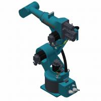 Wholesale Digital I O Interface Pick And Place Robotic Arm With 24 Input / Output from china suppliers