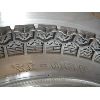 Quality vehicle City Street Motorcycle Tyre Mold , Multi-chip combination process for sale