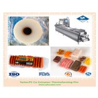Wholesale high barrier co-extrusion thermoforming film for food Packing with FDA  & ISO from china suppliers