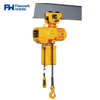 China Lifting height 600m ELK 2ton 5ton Electric Chain Hoist on sale