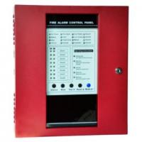 Wholesale 4 - Zone Class B Conventional Fire Alarm Control Panel with Contact Relay Output from china suppliers