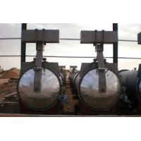 Wholesale Saturated Steam Chemical Concrete Autoclave Φ3m For Wood / Brick / Rubber / Food from china suppliers