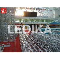 Buy cheap Durable Big Event Aluminum Box Truss 12m - 30m Span For Outdoor / Indoor from wholesalers