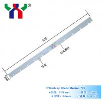Wholesale Wash Up Blade for Roland 700 PTFE from china suppliers