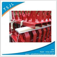 Wholesale Power coating for belt conveyor trough idler roller frame from china suppliers