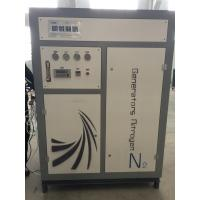 Buy cheap All In One Stainless Steel Portable Nitrogen Generators For Tires Box Type from wholesalers