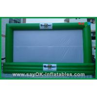 Wholesale Waterproof Commercial Inflatable Movie Screen , Outdoor Inflatable Movie Theater from china suppliers