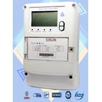 Wholesale 4 Channel Commercial Electric Meter , Three Wire / Four Wire 3 Phase Kwh Meter from china suppliers