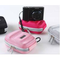 Wholesale EVA Leather Camera Pouches , Portable Digital Camera Case With Polyester from china suppliers