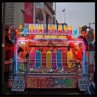 Wholesale Happy dancing! Portable Mini Miami Amusement Carnival Rides from china suppliers