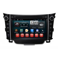 Wholesale 7 Inch Car DVD Radio Bluetooth HYUNDAI DVD Player for i30 from china suppliers