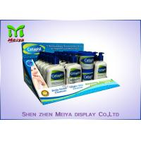 Wholesale Eye - Catching Corrugated Display Boxes , Cardboard Countertop Display Boxes For Body Wash from china suppliers
