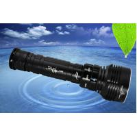 Wholesale SY-088 5*XML2 4500LM led dive flashlight, 6500k waterproof underwater 100m scuba diving torch from china suppliers