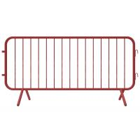 Quality Event Fence Electrostatic Powder Coated Mobile Fence Crowd Control Barriers Perth Wa area perth Gold coast for sale