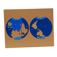 Buy cheap Tiger Montessori -- Oceanic distribution  made of mdf from wholesalers