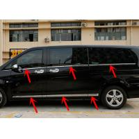 Wholesale Benz Vito 2016 Auto Body Trim Parts , Side Door Moulding and Window Bezels from china suppliers