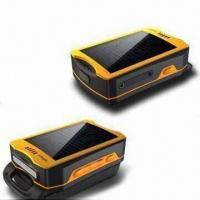 Wholesale Solar Personal GPS Trackers, Suitable for Outdoor Workers, Climber, Tourist and Source Explorer from china suppliers
