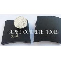 Buy cheap Fast Change Single Button Grinding Segment from wholesalers