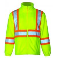 Wholesale winter reflective safety jacket2016 Europe style high visibility traffic warning clothing from china suppliers