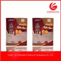 Wholesale Snack Candy Food Packing Plastic Three Side Seal Pouches Air Proof from china suppliers