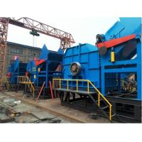 Wholesale Single - Shaft  Scrap Metal and Waste Plastic Crusher Machine With Low Power Consumption from china suppliers
